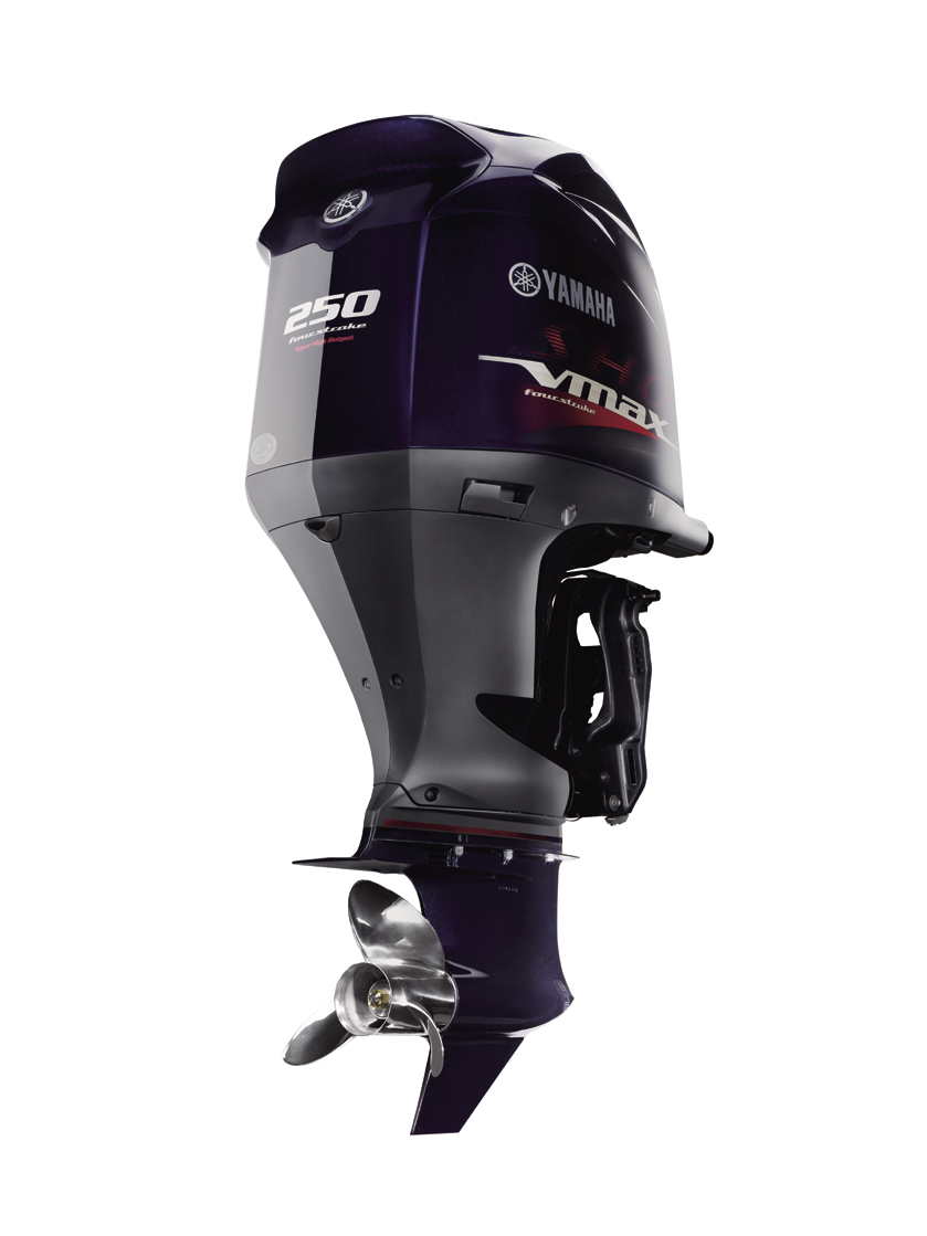 The game changer yamaha vmax sho for Yamaha diesel outboard