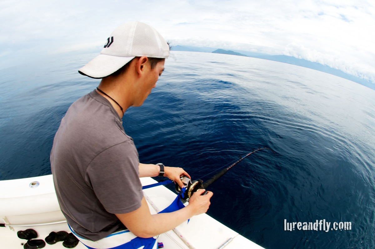 Salamaua Black Marlin 8