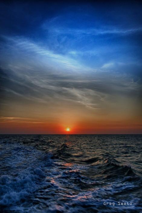 Arnhem Land Sunset