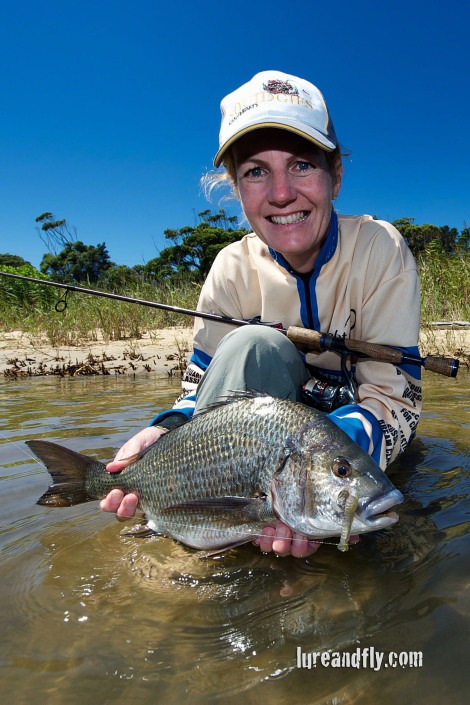 Vicki's Big Bream