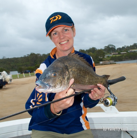 Vicki Mallacoota ABT Big Bream DSC_0345