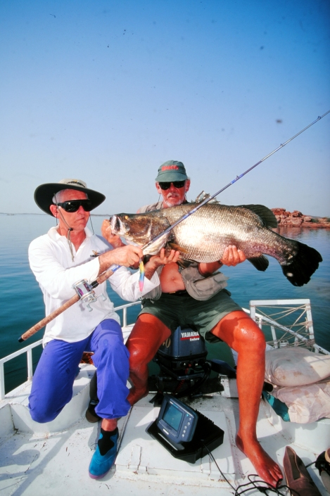 Nile perch fishing with Don McPherson