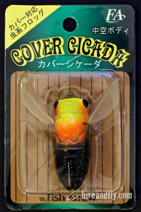 Fish Arrow Cover Cicada 001