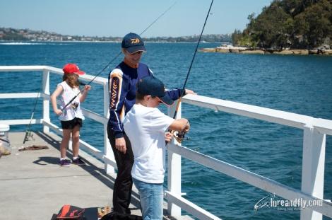 Vicki Fishing with Kids DVD
