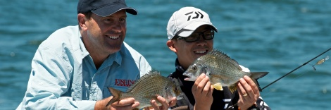 The Fishing DVD Crankbaiting Bream - Feature