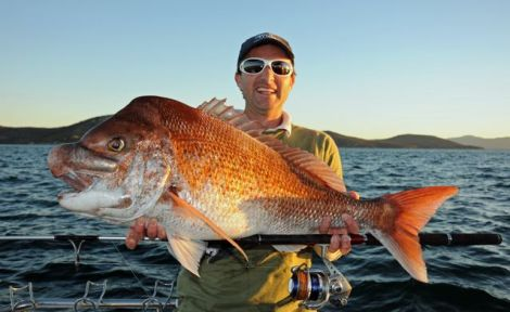 Episode 5 Aurora - Lee snapper Welshpool