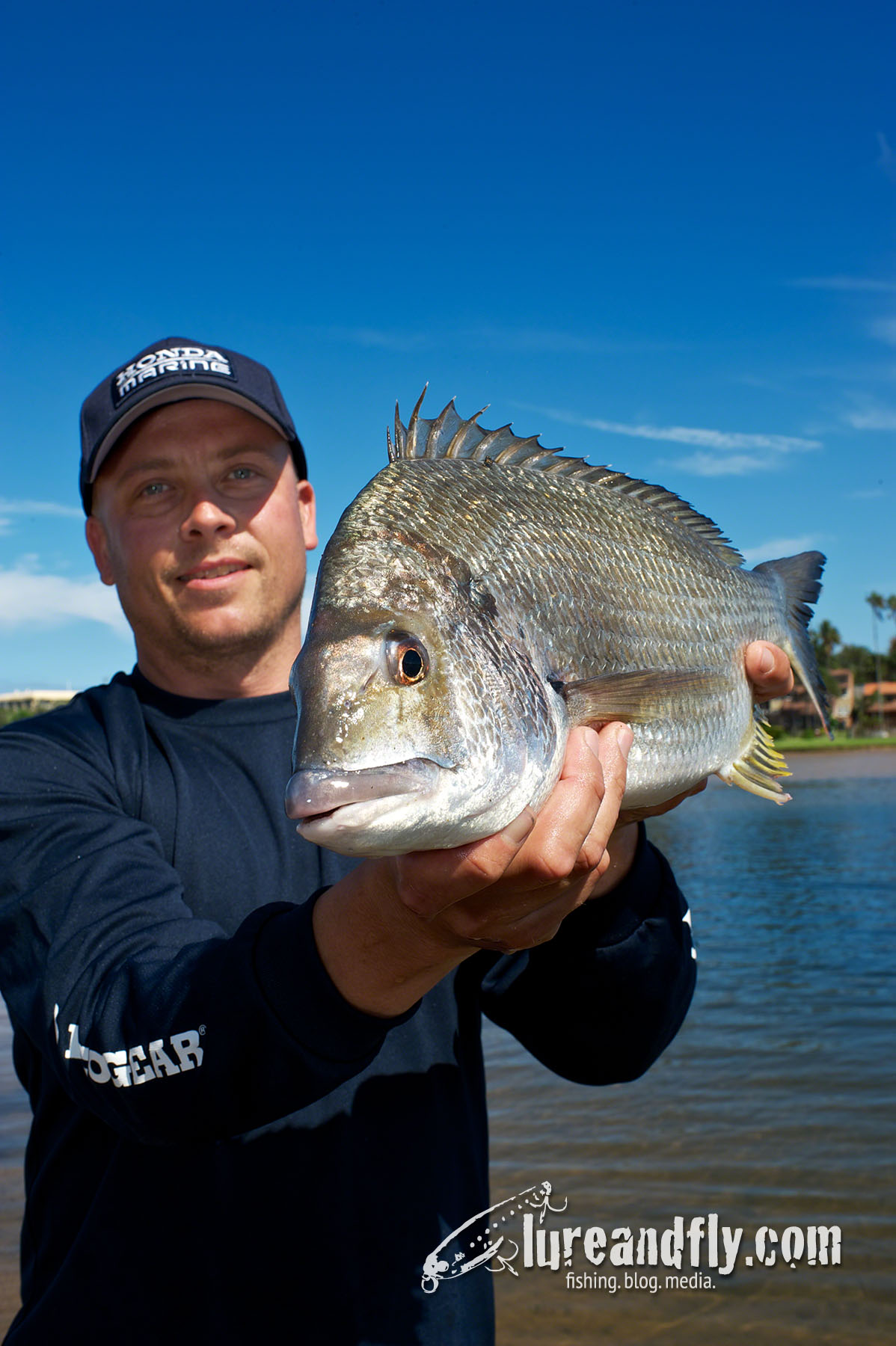 Trophy Bream Part 1