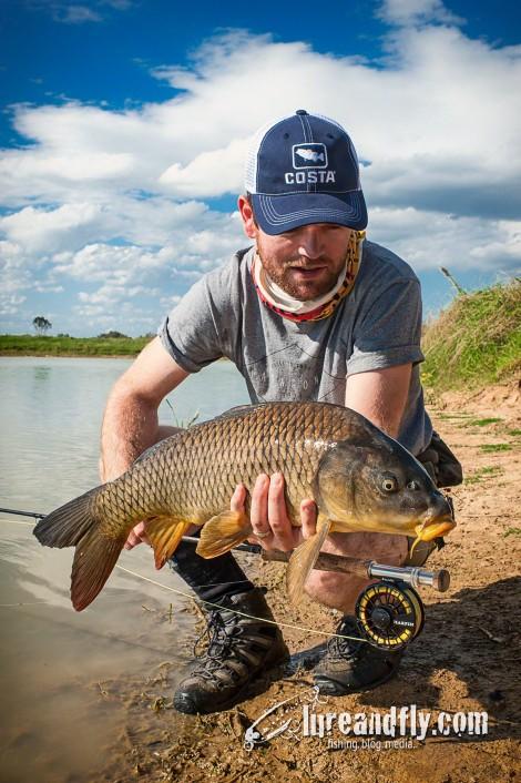 Aussie Fly Fisher Big Carp