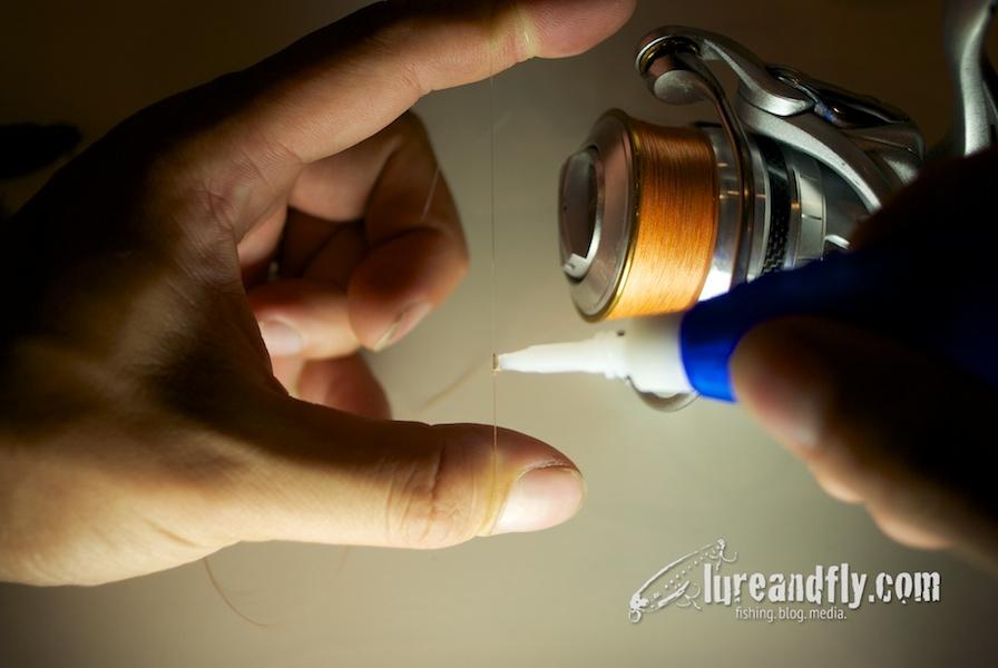 The 1001 uses of super glue | lureandfly com
