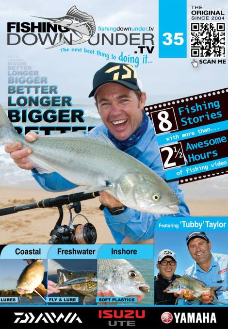 Fishing DVD 35